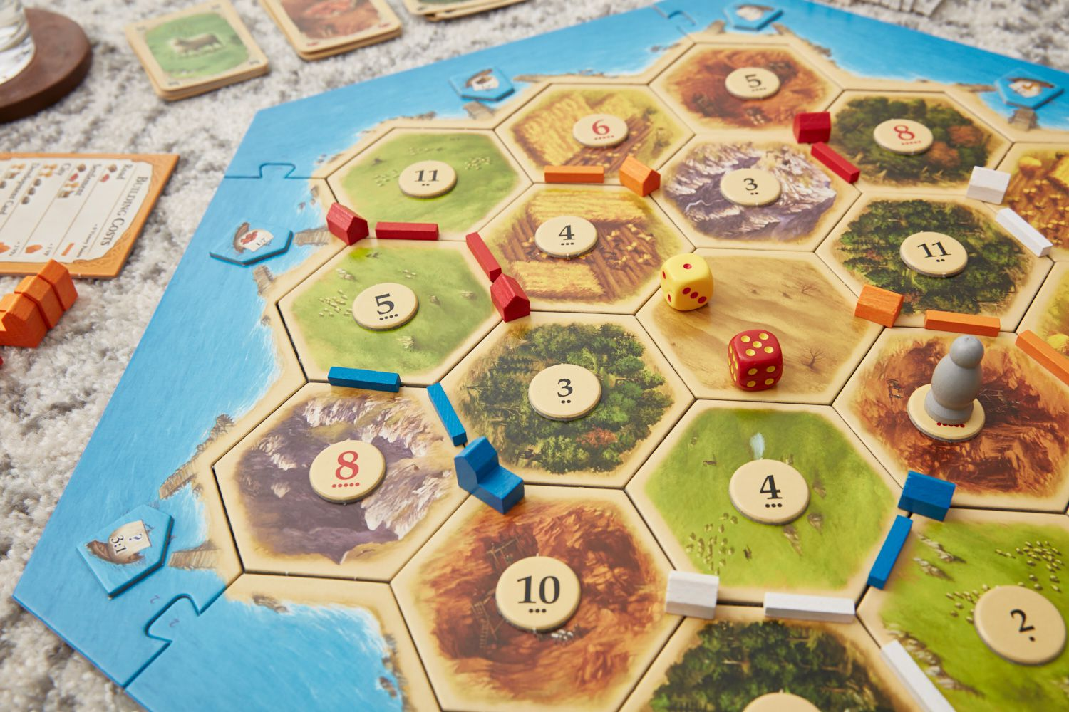 20 life lessons from the game of Catan